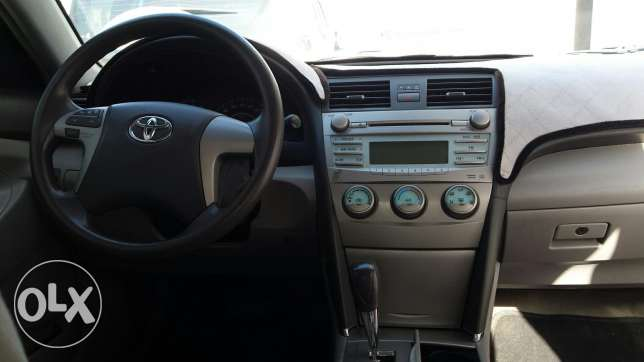Camry 2011 full automatic gulf agency white colour. السيب -  4