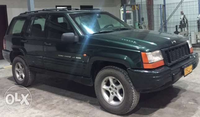 Jeep Grand Cherokee 98 model for sale
