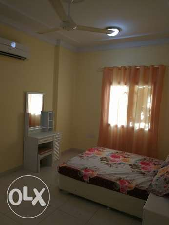 Fully furnished Rooms at Azaiba behind Zubair