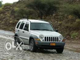 Jeep جيب ليبرتي for sale