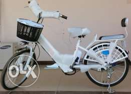 Electric and Non Electric Cycles