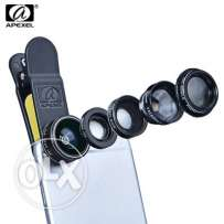 DG5 5 in 1 Camera Phone Lens Kit