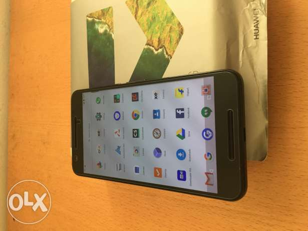Nexus Google 6p 64gb مسقط -  4