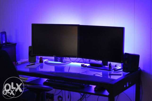 LED gaming lights/ home decor