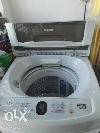 Washing Machine fully automatic مسقط -  1