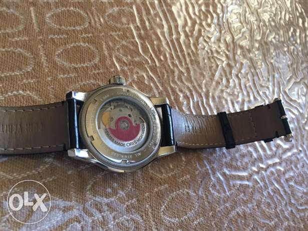 ORIS automatic swiss watch مسقط -  3