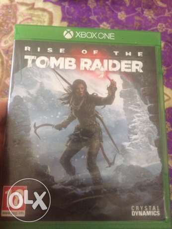 rise of the tomb raider. 8 R.O مسقط -  1