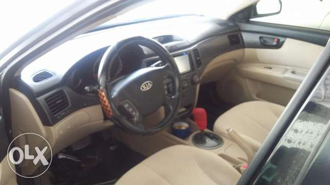 Kia Optima well maintained driven by expat