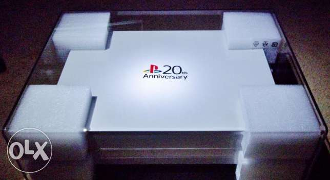 NEW Sony Playstation 4 20th Anniversary Edition