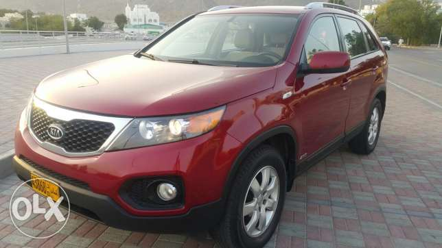 Kia Sorento V6 Model 2011, Zero Accident, 7 Seats, Excellent Condition