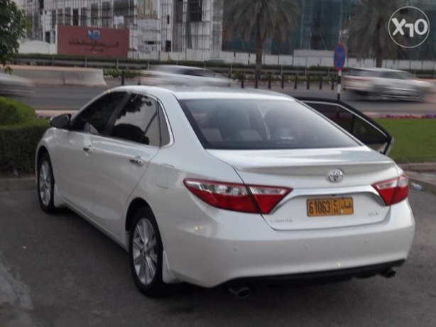 Agency maintained 18 month old Toyota Camry 25000 km مسقط -  2