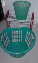 Plastic kitchen items 3 pcs