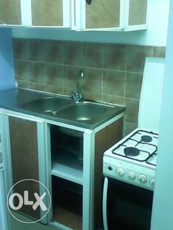 Fully furnished spacious 1 BHK in ghoubra near beach bedroom مسقط -  2