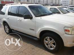 Sale Ford Explorer 2008 7 seats – GCC Second ow