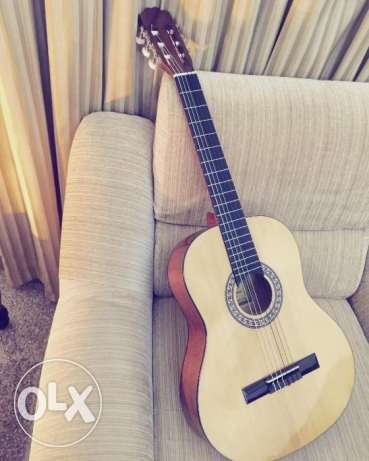 Acoustic Guitar Espana with Free Bag
