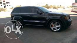 Jeep srt8 sports for sal e