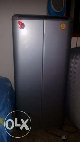 Slightly Used Refrigerator-