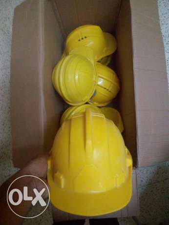safety helmets / head protection / hard hat