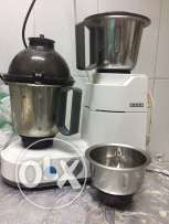 Usha mixer with 3 jars for sale
