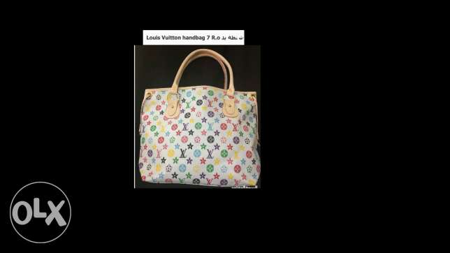 louis vuitton handbag for sale 7 R.o شنطه للبيع