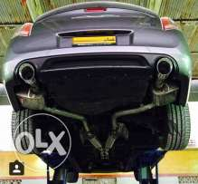corsa exhaust for SRT