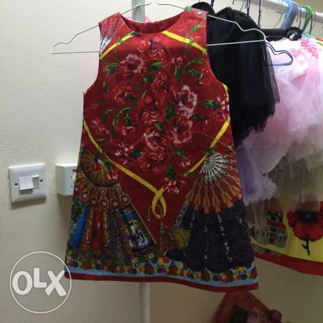 Toddlers girl dress