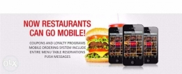 exclusive user friendly mobile application for resturant