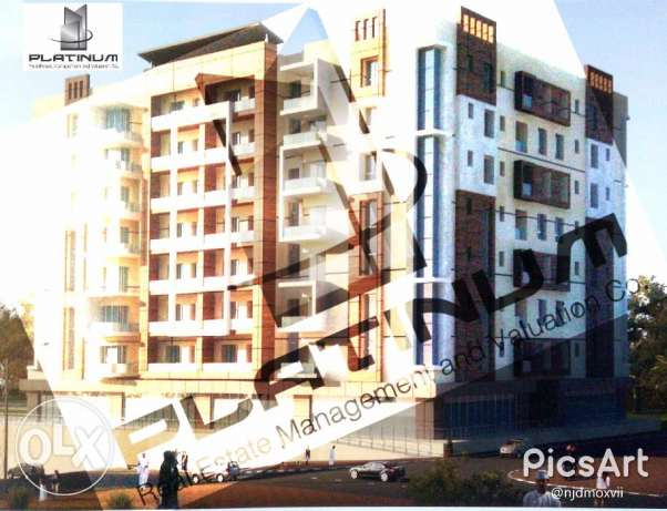 2BHK/3BHK Apartments FOR SALE in Bausher near Signal & Hattali Hotel