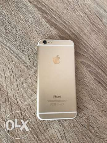 iphone 6 gold for sale 100 RO