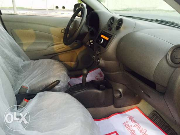 Full finance without zero down payment Nissan sunny 1.5 cc 2012 Auto مسقط -  7