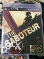 The Saboteur for PS3