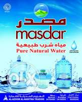 Pure natural water / free home delivery .