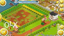Hay Day level 60 for sale