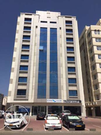 Offices & Flats For Rent / New Building مسقط -  1