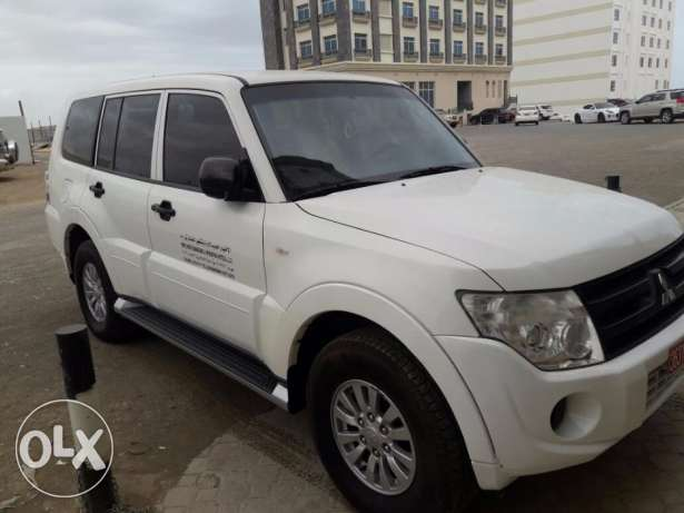 car for sale pajero
