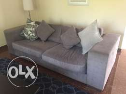 IDdesign 3-Seater Sofa in Excellent Condition