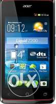 Acer liquid z200 Brand New Mobile For Sale In Ruwi Computer Market