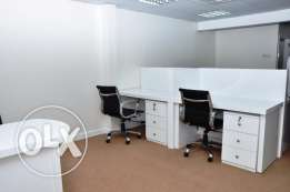 Commercial for Rent Fully Furnished Office for Immediate occupancy in Azaiba
