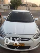 Hyundai Accent 2016 model for sale