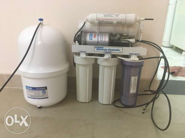 water filter for urgent sale