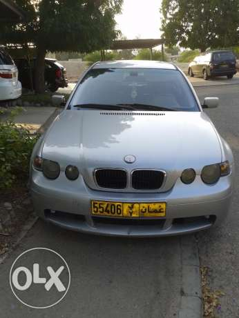 BMW 316i from SQU expats مسقط -  1