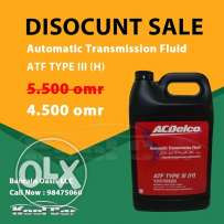 acdelco oil