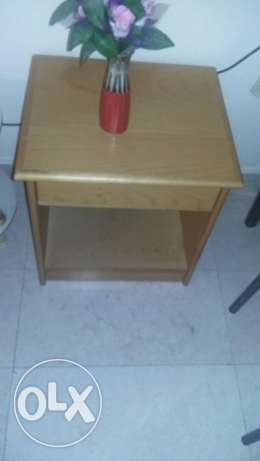 Side table for urgent sale