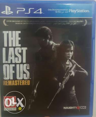 The last of us (remastered) Ps4 مسقط -  1