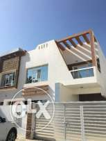 New villa in alanssab its very near bank muscat
