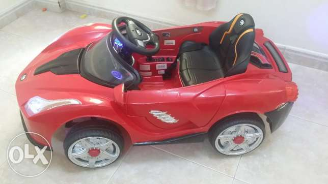 Rechargeable Car for sale good condition