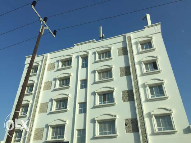 Renew and clean 2 BHK apartment in al Ghubra south near GMC showroom