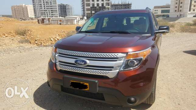 Ford Explorer XLT 2015 - excellent condition, low kms, great SUV