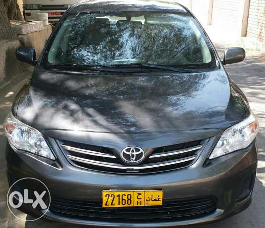 Toyota corolla 2011 fully automatic 1.6