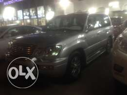 Lexus Lx 470 full option 2006